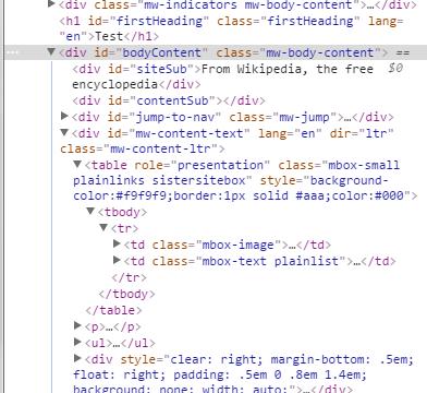 HTML Selenium Xpath